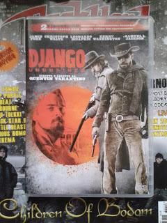 COSTUME Django incellofanato