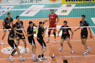 VOLLEY, li vedo neri