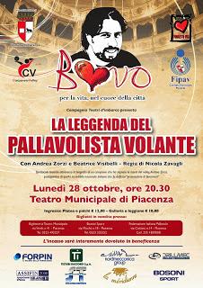 VOLLEY Che geni a Piacenza…