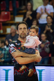 VOLLEY Caro papà Goran…
