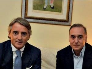 CALCIO Mamma li turchi, occhio ai tiri Mancini