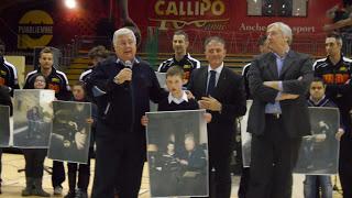 VOLLEY Callipo sostiene i ragazzi Down