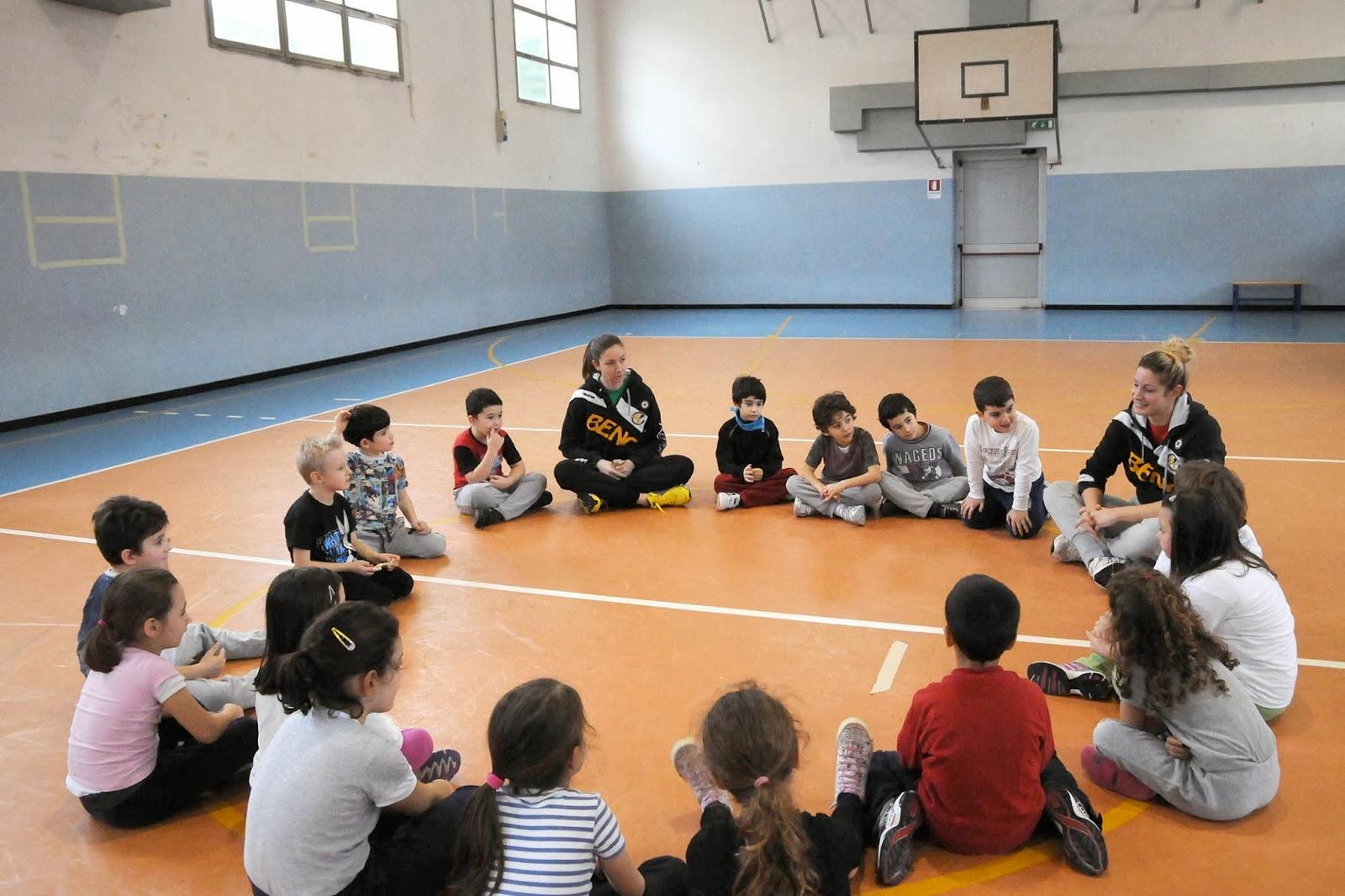 VOLLEY Beng, le insegnanti del volley