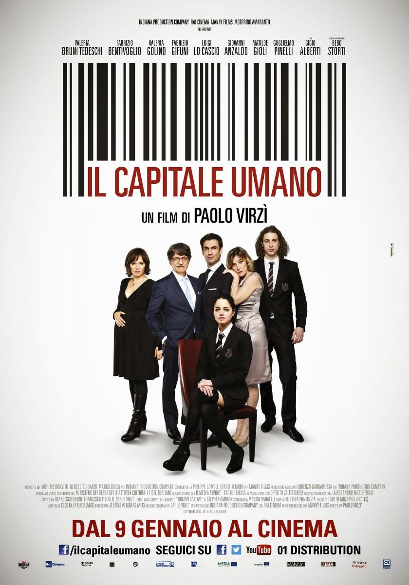 CINEMA Il capitale umano, il film di Paolo Virzì
