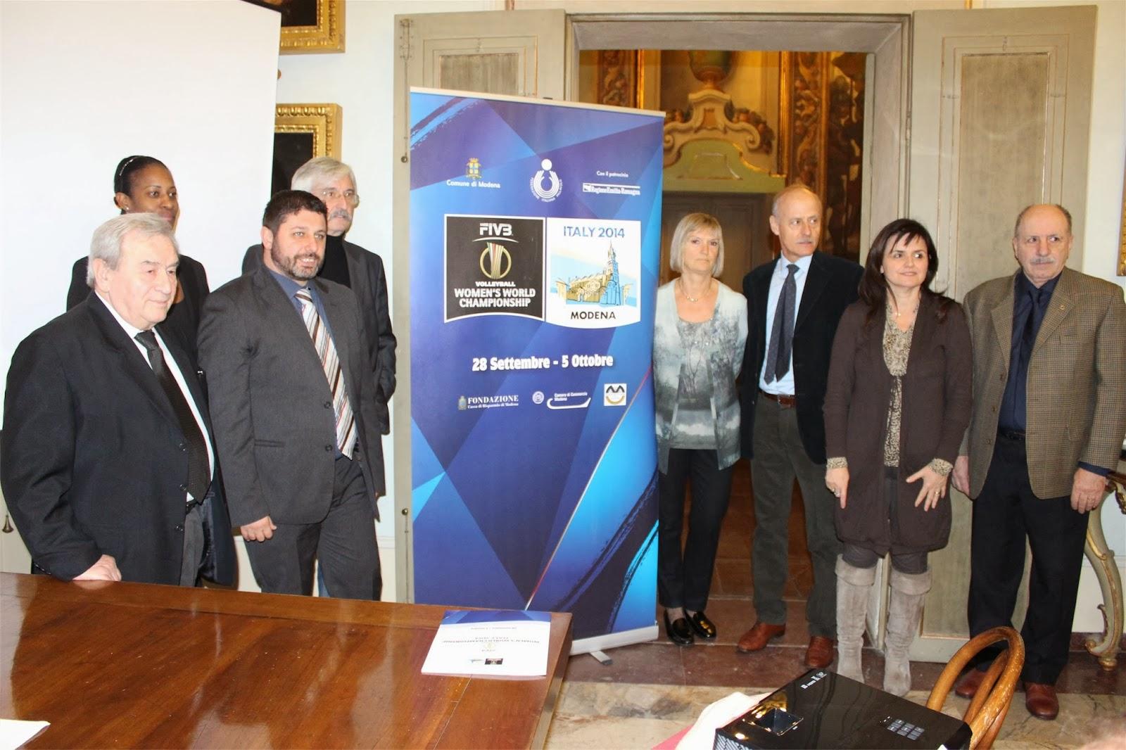 VOLLEY Italia 2014, Tai Aguero presidente a Modena