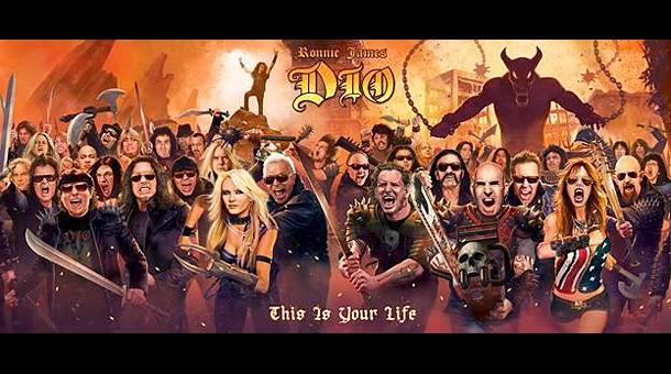 MUSICA Il 1° aprile esce l'album tributo in onore di Ronnie James Dio