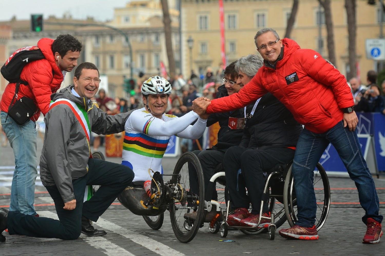 """ATLETICA Parla Castrucci: """"Maratona di Roma sempre più grande e sempre più azzurra"""""""