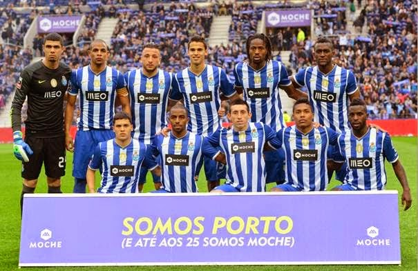 CALCIO L'idea del Porto, ad ogni età il suo sponsor