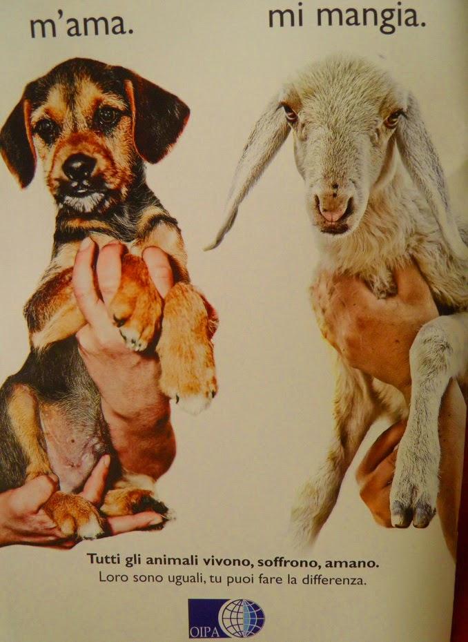 (mal)COSTUME Il silenzio degli (agnelli) innocenti