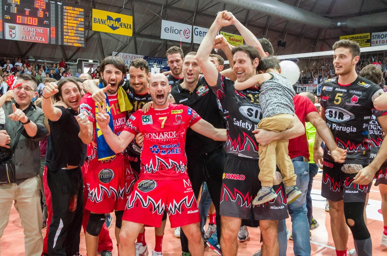 VOLLEY Miracolo Sir Safety Perugia: è in finale scudetto 9 anni dopo la Rpa