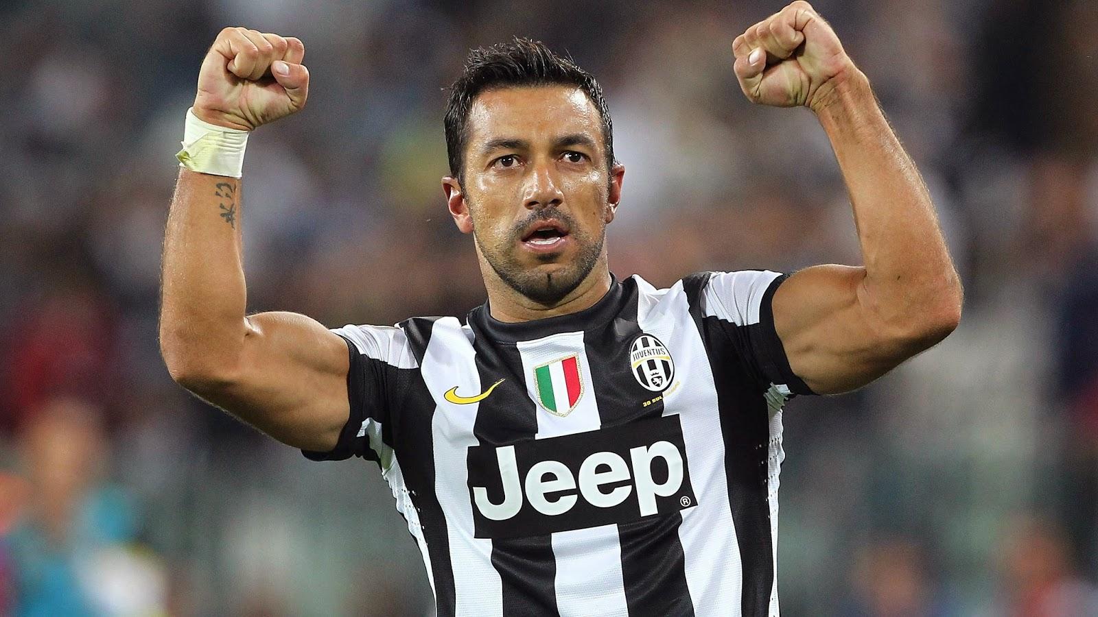 CALCIO Juventus, che errore con Quagliarella!