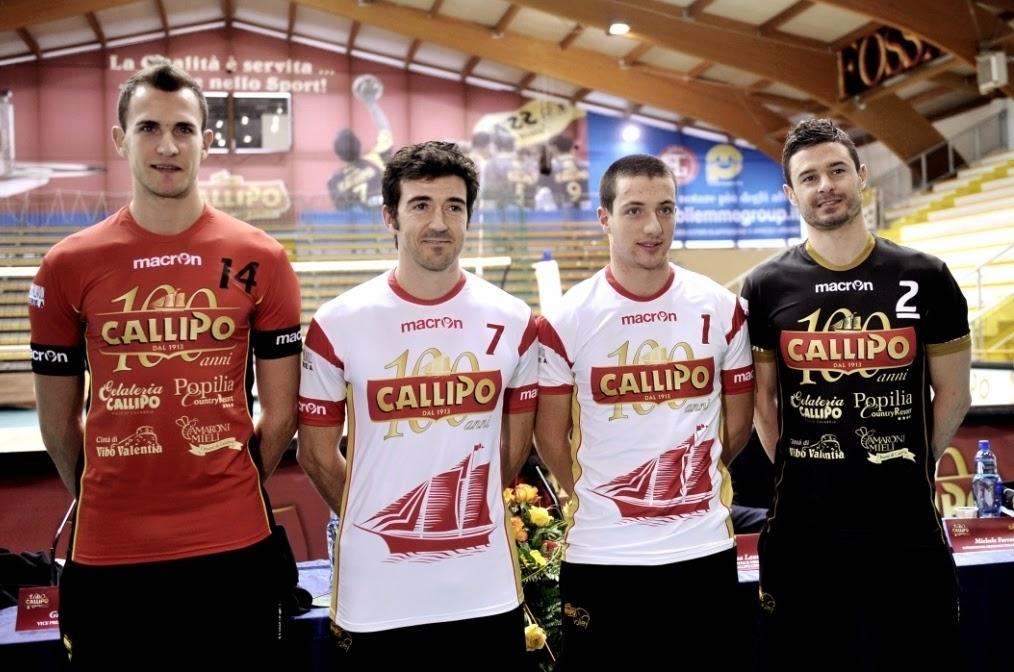 VOLLEY Milano, il libero sarà sponsorizzato Tonno Callipo
