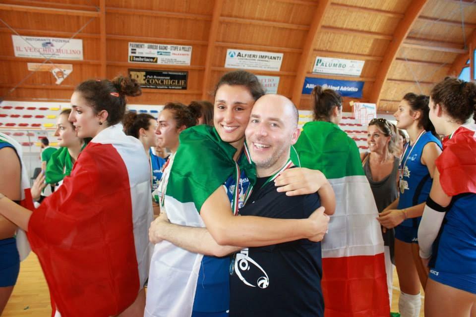 VOLLEY Luca Cristofani: «Vincere con Volleyrò mi ha dato una gioia diversa»