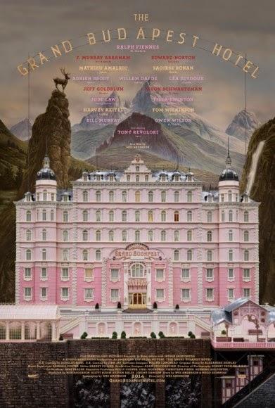 CINEMA The Grand Budapest Hotel
