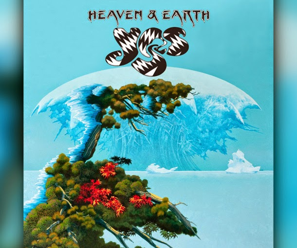 MUSICA Nuovo album Yes: Heaven & Earth
