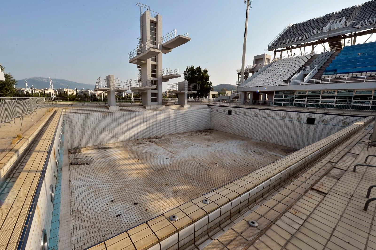 OLIMPIADI Atene 2004-2014: i Giochi in rovina