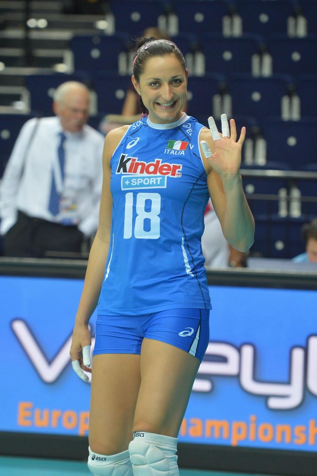 VOLLEY Bonitta convoca Carolina Costagrande
