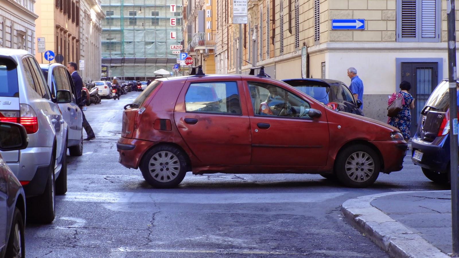 ROMA Parcheggi, aumento del 50% famiglie depredate dal Comune