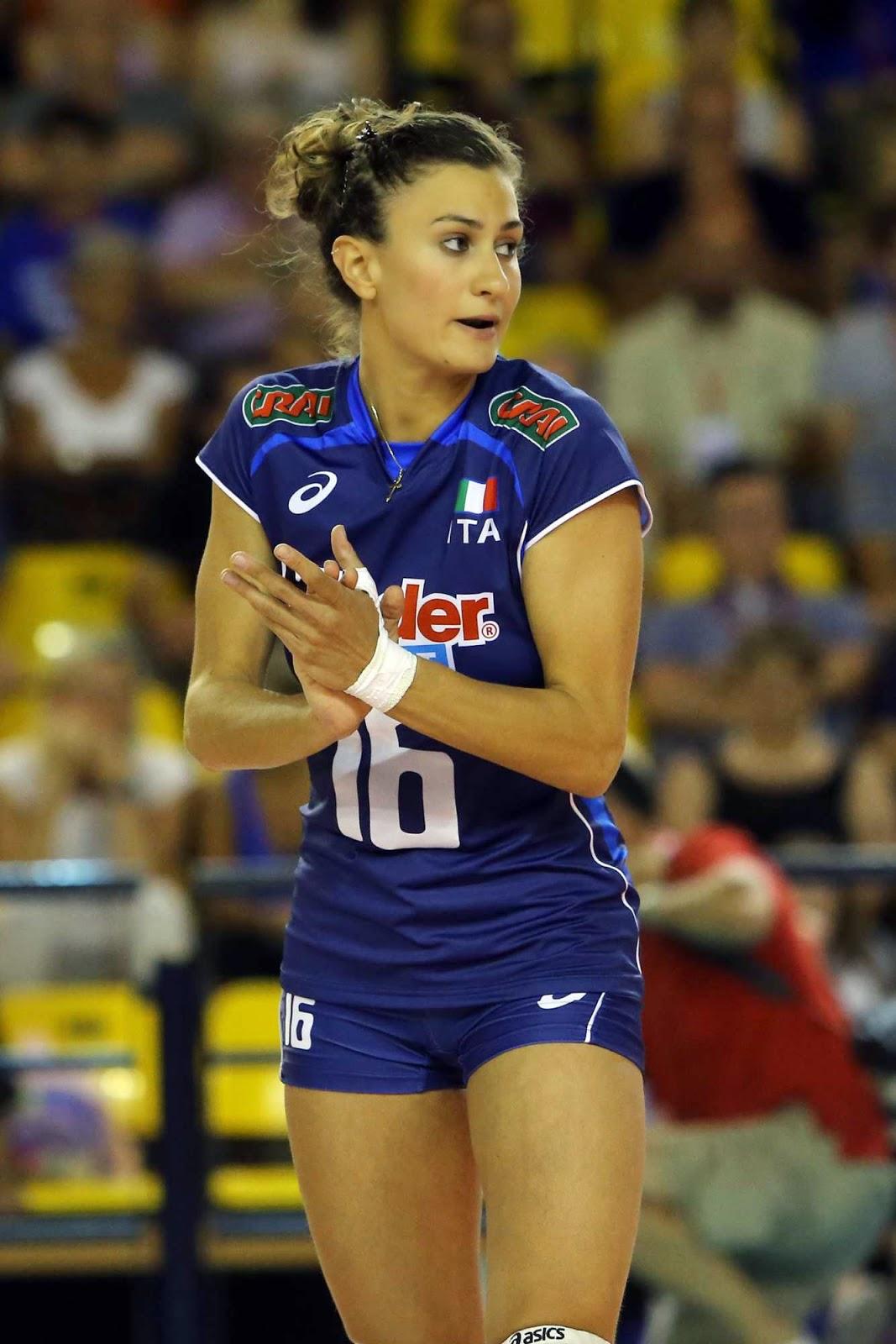 VOLLEY Lucia Bosetti ha sposato l'azzurro