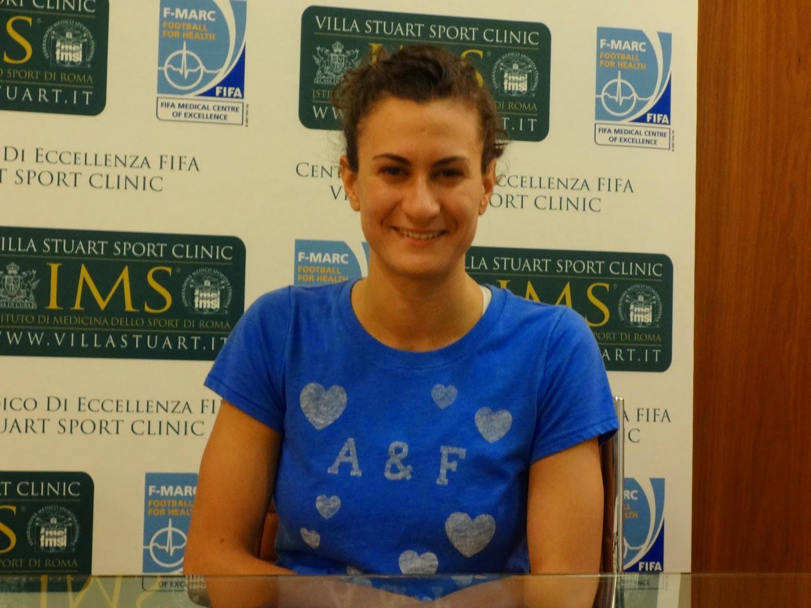 VOLLEY Lucia Bosetti lavora sodo per un recupero lampo (IL VIDEO)
