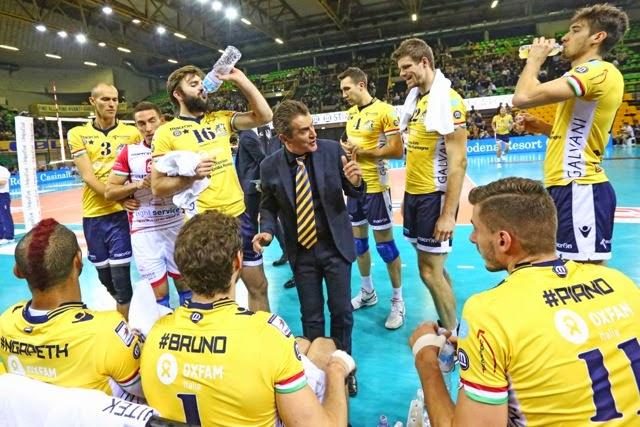 VOLLEY SuperLega, Il punto del Corriere dello Sport, 3ª giornata