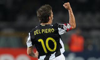 CALCIO Del Piero compie 40 anni: gli auguri a un mito intramontabile
