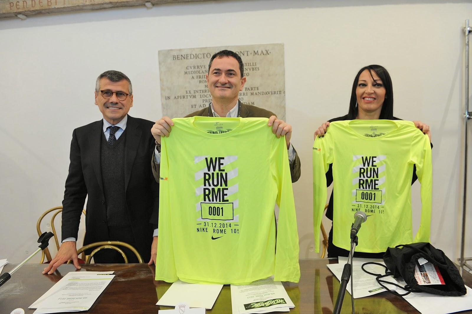 ATLETICA Incredibile: la Nike storpia il nome di Roma sopprimendo la O