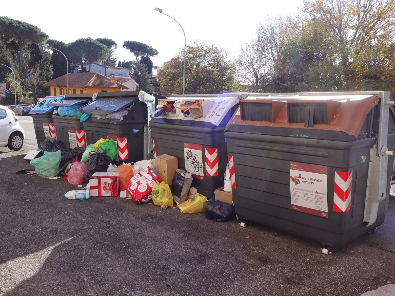 """ROMA La task force della """"monnezza"""" ha sconfitto l""""AMA"""