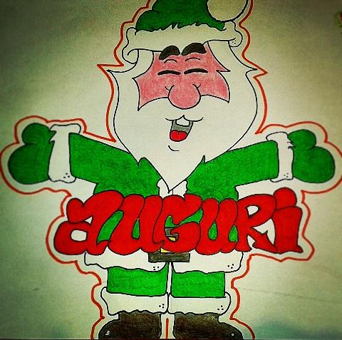 COSTUME Quando Babbo Natale era…al verde