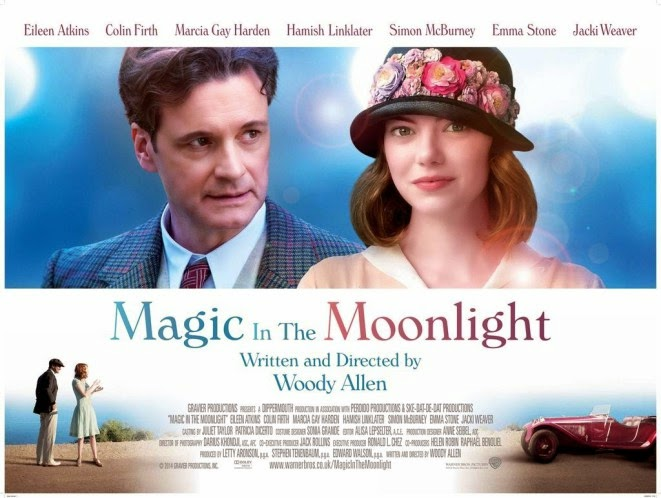 CINEMA Magic in the moonlight