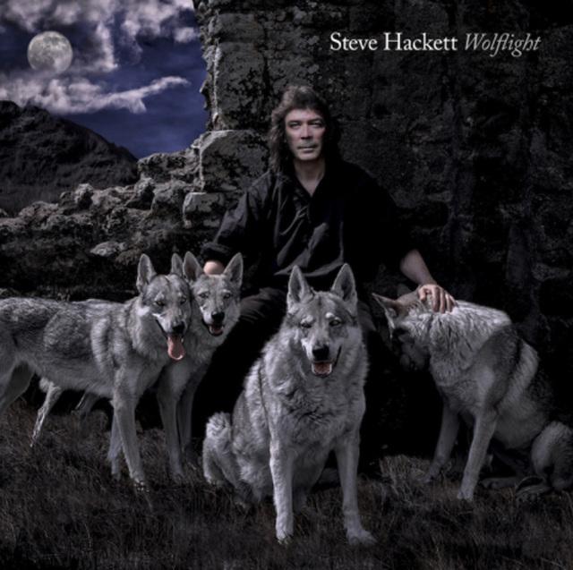 MUSICA Steve Hackett tra i lupi per il nuovo album Wolflight (con tutte le foto di Angéla e Maurizio Vicedomini)