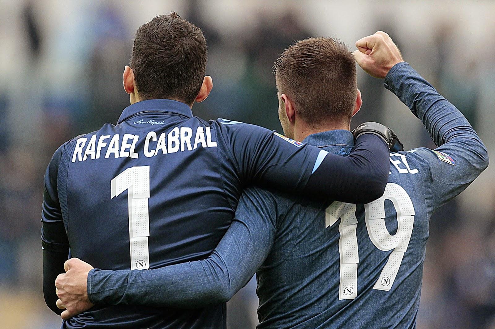 CALCIO Lazio-Napoli 0-1: perché l'arbitro Rizzoli non ha fatto cambiare maglia al portiere Rafael?