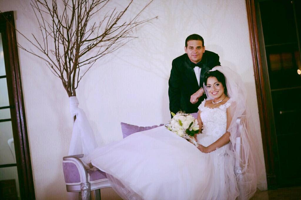 VOLLEY Le nozze del sexy libero della Dominicana: ecco le foto di Brenda Castillo sposa