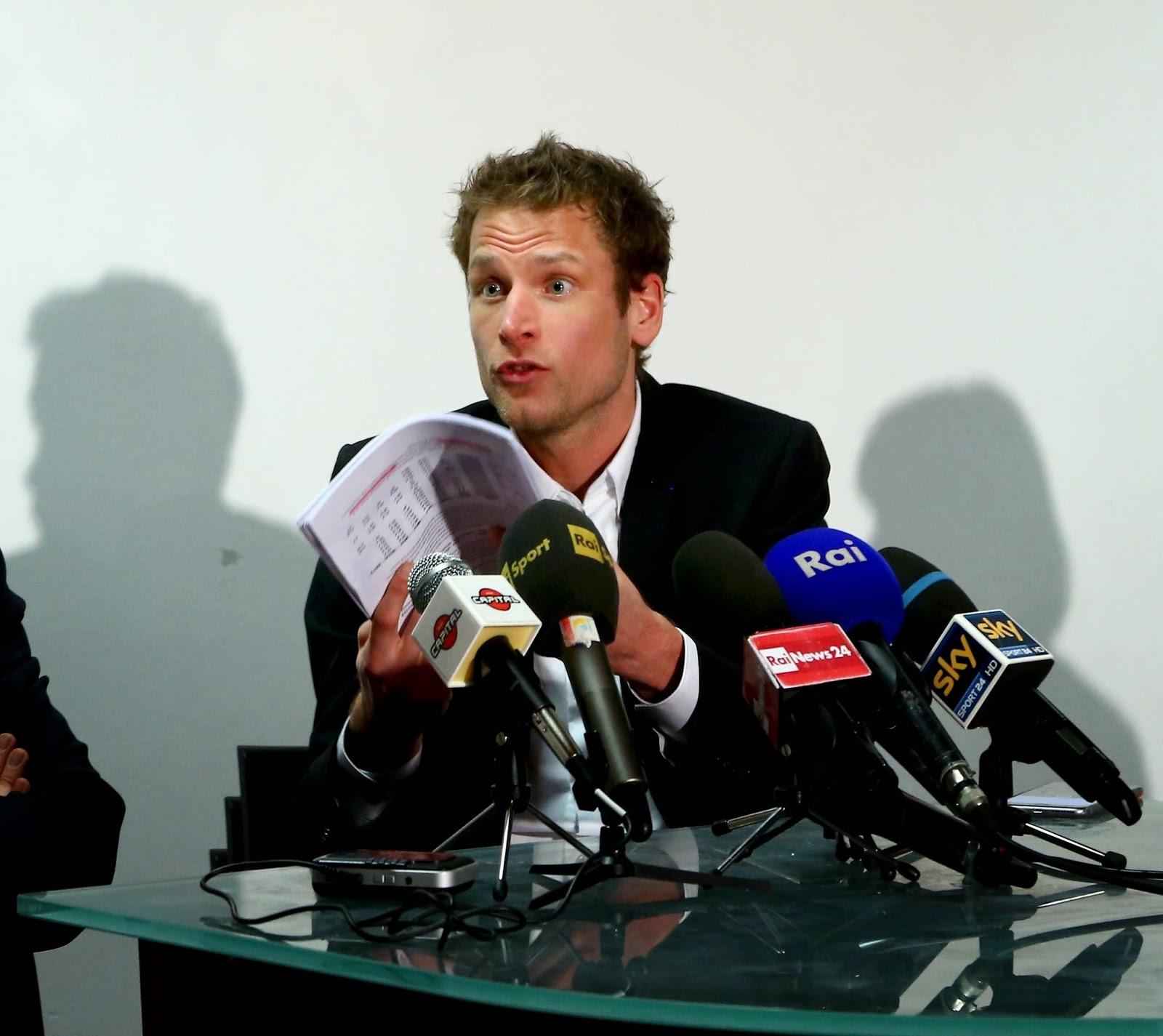 ATLETICA Il nuovo Schwazer, voglia di ricominciare dopo la depressione e il doping