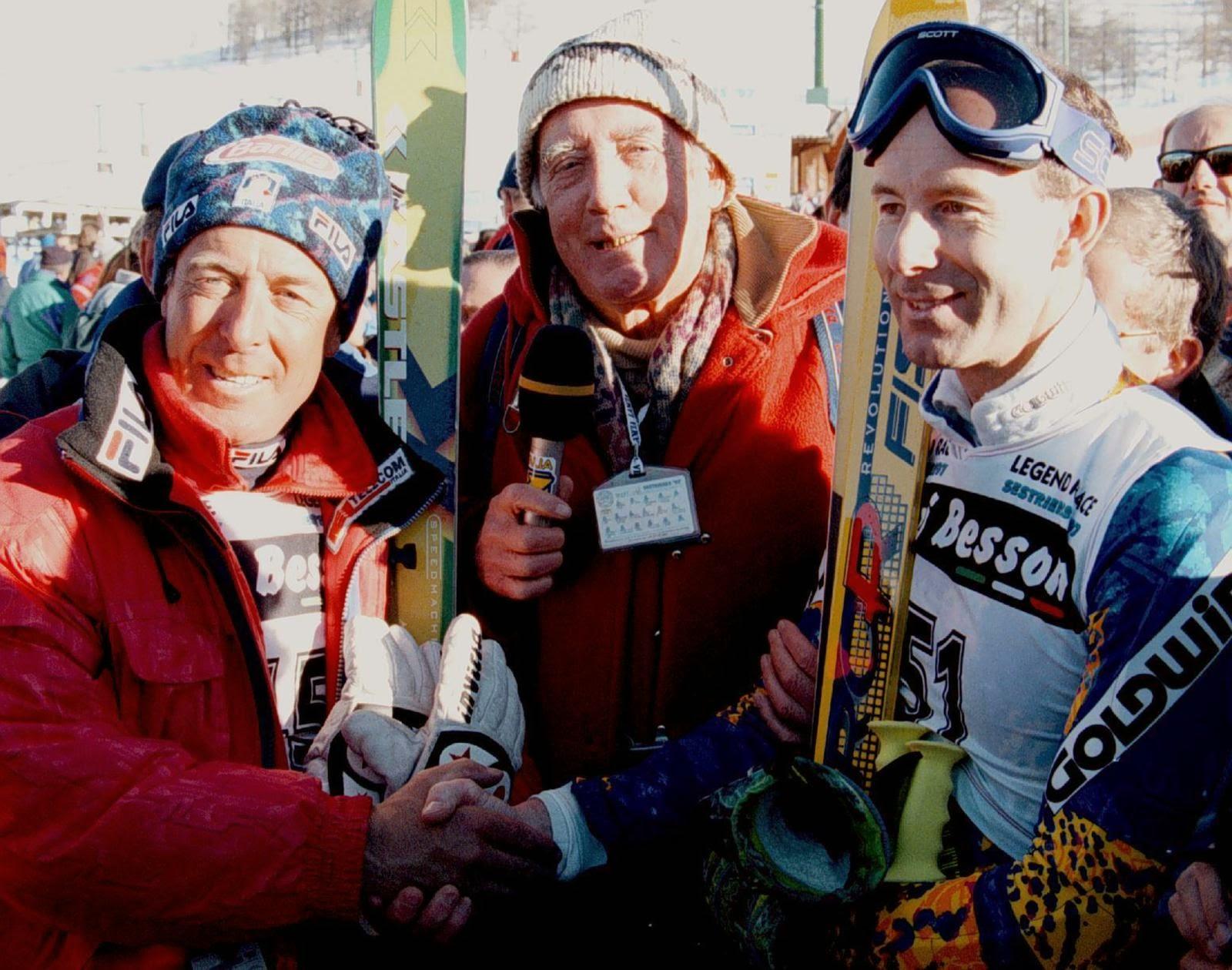 SCI 40 anni fa il leggendario slalom parallelo Thoeni-Stenmark