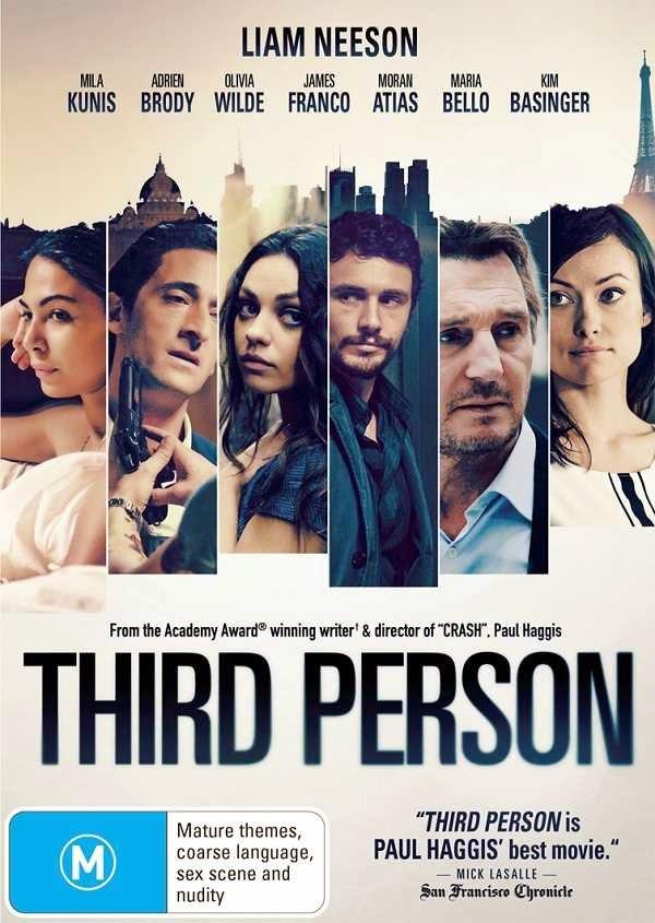 CINEMA Third person