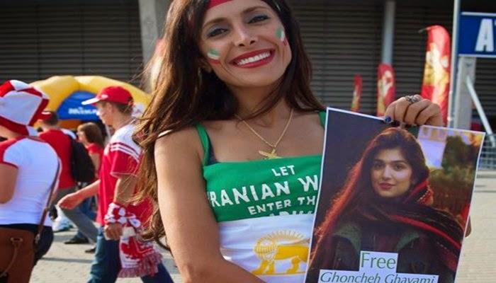 VOLLEY & SOCIETA'  Anche le donne iraniane ammesse nei palasport