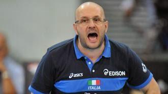 VOLLEY La nuova Italia con Juantorena, Giannelli e Antonov