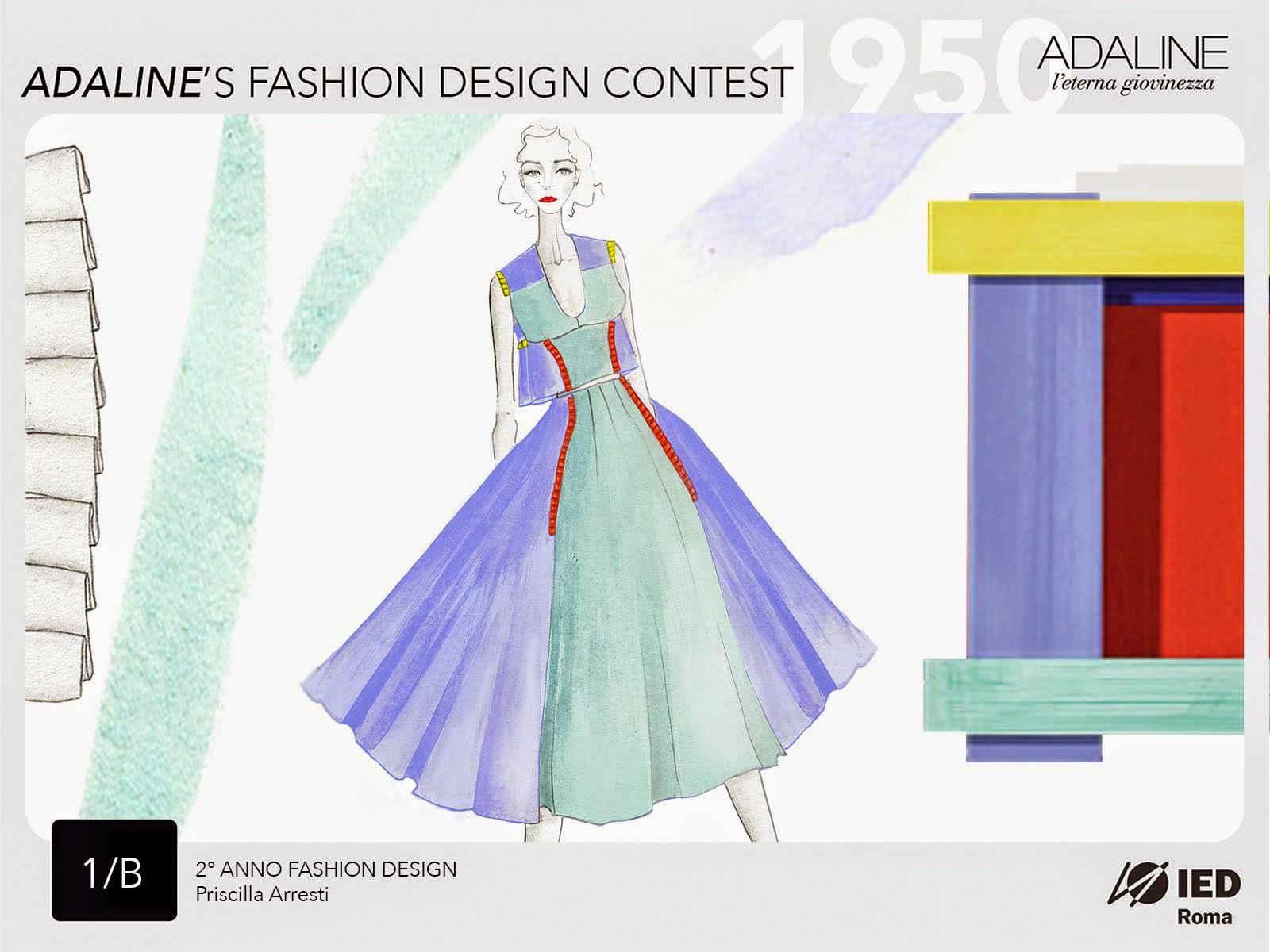Fashion contest: in gara la giovane Priscilla, votatela se vi piacciono i suoi modelli