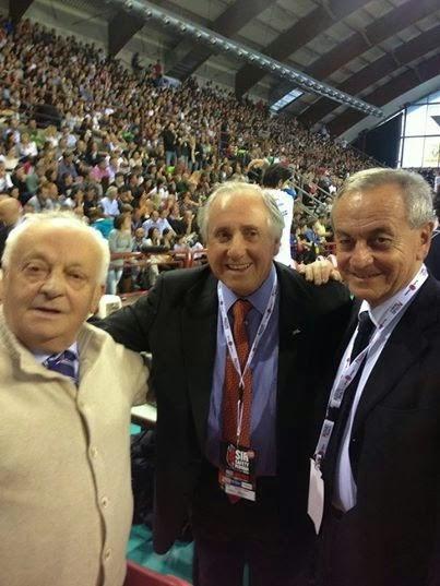 VOLLEY La pallavolo umbra in lutto: ci ha lasciato Domenico Guiducci