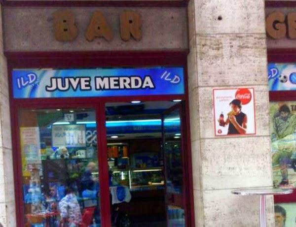 CALCIO Poi dicono dello stadio… il bar cafone di Napoli  a cui andrebbe fatto cambiare il nome