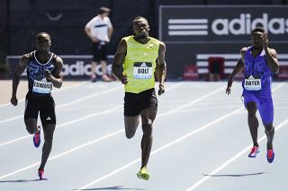 ATLETICA Mai così male Usain Bolt: rimonterà in tempo per i Mondiali?