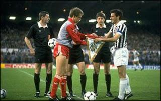 CALCIO Champions League: le finali della Juve (3) – 1985: Juventus-Liverpool 1-0