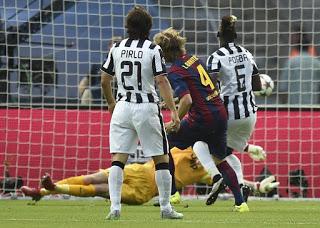 CALCIO Champions League: Juventus e la maledizione dei gol lampo in finale