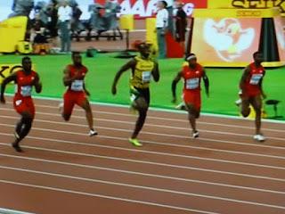 ATLETICA Bolt re dei re dello sprint, più grande anche di Carl Lewis