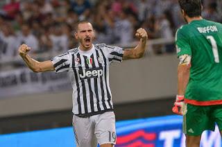 CALCIO Juventus, a caccia della cinquina con la stessa super difesa