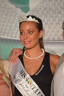 PESISTICA Bina Forciniti, orgoglio di Calabria: dai pesi a Miss Italia