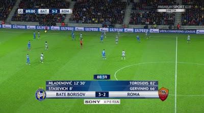 WORDGAMES Calcio: la Roma non la batte nessuno? No, la Bate il Borisov