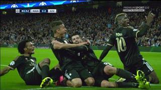 CALCIO Juventus, M&M e la notte magica di Manchester: 2-1 al City