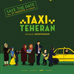 CINEMA Taxi, Teheran